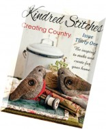 Kindred Stitches - Issue 31, 2016