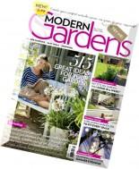 Modern Gardens - May 2016