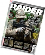 Raider - Volume 9 Issue 2 2016