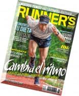 Runner's World Mexico - Mayo 2016