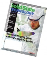 Solid State Technology - May 2016