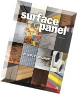 Surface & Panel - Buyers Guide 2016