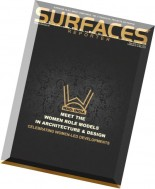 Surfaces Reporter - May 2016