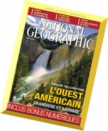 National Geographic France - Mai 2016