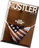 Hustler USA - July 1976