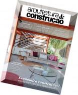 Arquitetura & Construcao - Maio 2016