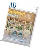 AD Architectural Digest - Juni 2016