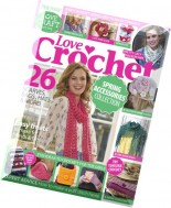 Love Crochet - March 2016