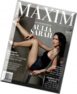 Maxim Indonesia - May 2016