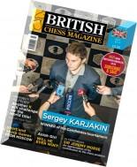 British Chess Magazine - May 2016