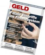Geld Magazine - Mai 2016