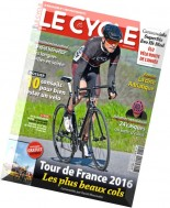 Le Cycle - Juin 2016