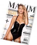 Maxim Australia - June 2016