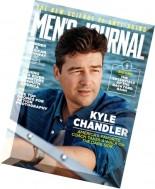 Men's Journal - June 2016