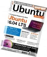 Ubuntu Spezial - Mai-Oktober 2016