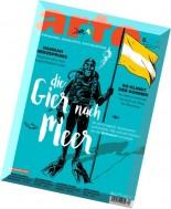 ARTE Magazin - Juni 2016