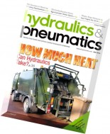 Hydraulics & Pneumatics - May 2016