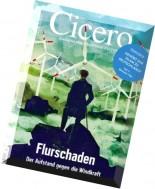 Cicero Magazin - Juni 2016