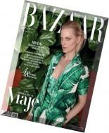 Harper's Bazaar Spain - Junio 2016