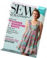 Sew News - June-July 2016