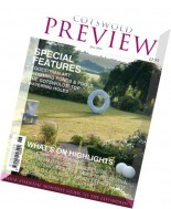 Cotswold Preview - June 2016