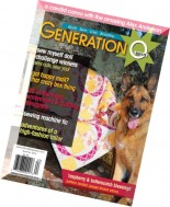 Generation Q Magazine - Summer 2016