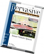 IEEE Pervasive Computing - January-March 2016