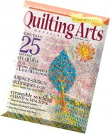 Quilting Arts - June-July 2016
