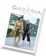 The Galleria Magazine - Spring-Summer 2016