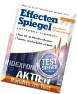Effecten Spiegel - 26 Mai 2016