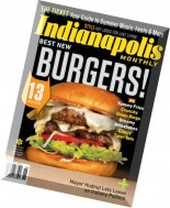 Indianapolis Monthly - June 2016