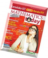 Mathematics Today - June 2016