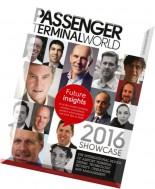 Passenger Terminal World - Annual Showcase 2016