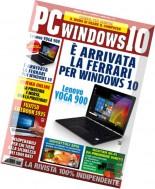 PC Windows 10 - Marzo 2016