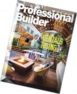 Professional Builder - June 2016