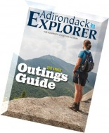 Adirondack Explorer - Annual 2016, Outings Guide