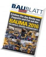 Deutsches Baublatt - Marz-April 2016