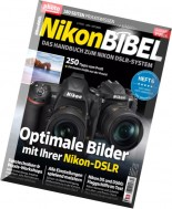Digital PHOTO Sonderheft - NikonBibel - Juni-Oktober Nr.2, 2016
