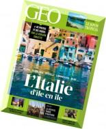 Geo France - Juin 2016