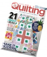 Love Patchwork & Quilting - Issue 35, 2016