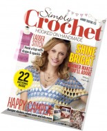 Simply Crochet - Issue 45, 2016