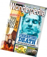 Wonderpedia - June 2016