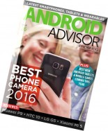 Android Advisor - Issue 26, 2016
