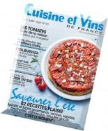 Cuisine et Vins de France - Juin-Aoiut 2016