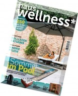 Haus und Wellness - Juni-Juli 2016