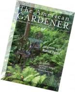 The American Gardener - May-June 2016