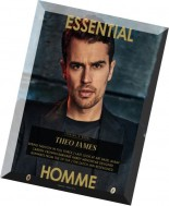 Essential Homme - February-March 2016