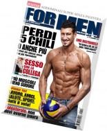 For Men Magazine - Novembre 2012