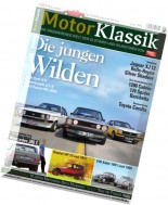 Motor Klassik Magazin - Juni 2016