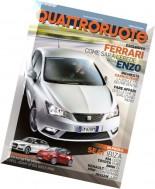 Quattroruote Italia - Giugno 2012